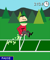 Screenshot: South Park Sports Day