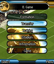 Screenshot: Fußball Manager 2006